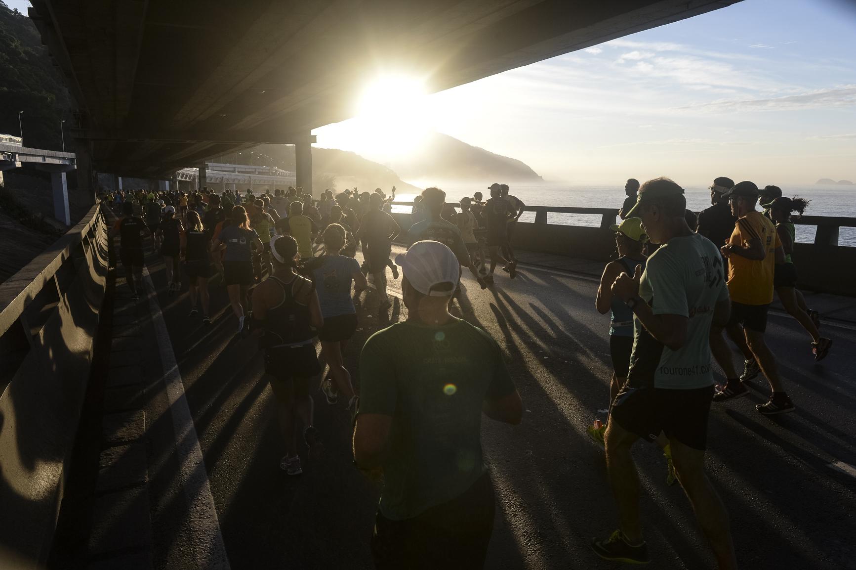 Meia e Maratona Rio de Janeiro