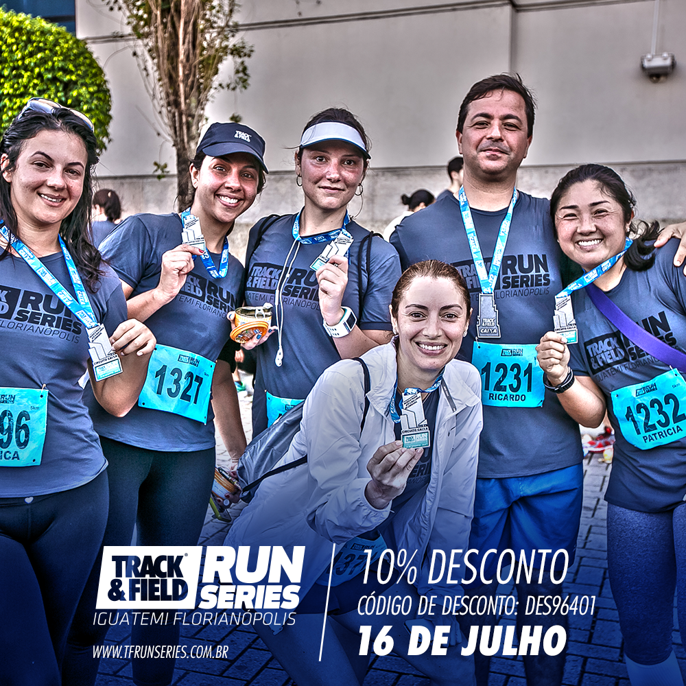 Track Field Run Series Florianópolis 2017