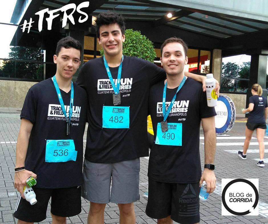 #TFRS blog de corrida